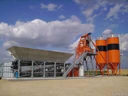 Быстромонтируемый бетонный завод F-90 (90 м3/ч) Швеция - фото 3