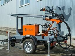 Drilling rig trailer 15