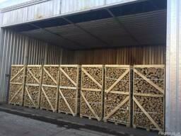 Kiln-dried firewood of hardwood (Oak, birch, ash, maple) - photo 2