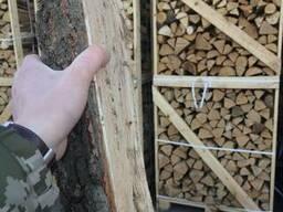 Kiln-dried firewood of hardwood (Oak, birch, ash, maple) - photo 3