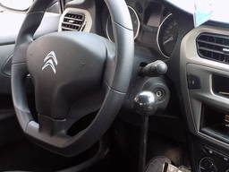 Manual control of the car for the disabled Brake - Gas