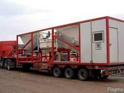 Мобильный Бетонный завод SUMAB K-80 (80 м3/час) Швеция - photo 2