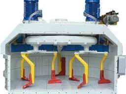 Мобильный бетонный завод Т-2200 (70-80 м3/час) Швеция - фото 5