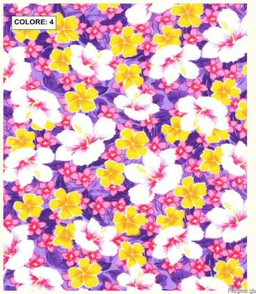 Patchwork fabric for iron board
