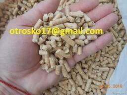 Продам древесную пеллету (гранулу ) 6мм