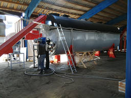 The Line with a dryer 1500 kg/h - photo 2