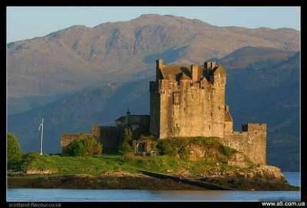 Тур замки Шотландии и тур по Англии