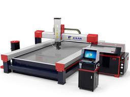 2060 big size waterjet cutting machine