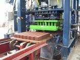Б/У автоматический вибропресс блок машина KVM 300 м2 Дания - photo 2