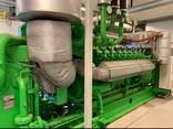 Б/У газовый двигатель Jenbacher JGS420 GSBL,1513 Квт,2016 г. - photo 2