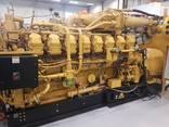 Б/У газовый генератор Caterpillar 3516,1998 г. в. 1000 Квт, - photo 4
