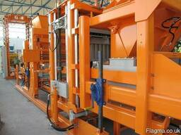 Блок линия для производства тротуарной плитки U1000 (Швеция) - photo 3