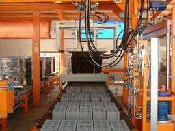 Блок линия для производства тротуарной плитки U1000 (Швеция) - photo 7