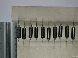 Capacitor k40u-9 audio capacitors paper oil / nos / tested - photo 2