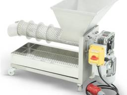 Capping extruder for honey wax