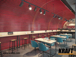 Designed suspended ceilings KRAFT from the manufacturer - photo 2
