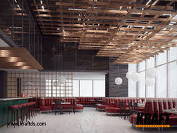 Designed suspended ceilings KRAFT from the manufacturer - photo 7