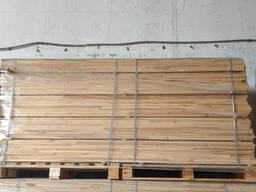 Доска обрезная из сосны, 4s4, срощ. по длине , сорт АА