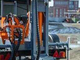 Drilling rig trailer 15 - photo 5
