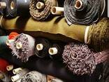 Italian fabrics couture / yarn tuscany only four business - фото 2