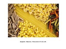 Макаронные изделия, мука из твердых сортов пшеницы Италия