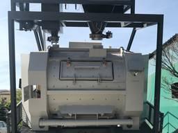 MVS 60MS 60m3/hour Mobile Concrete Batching Plant - photo 2