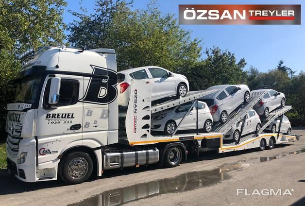 2 axle 6 Car carrier Semi-trailer new