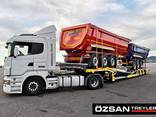 2 axle 6 Car carrier Semi-trailer new - photo 8
