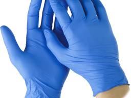 Нейтриловые перчатки