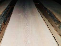 Oak planks not edged, dry - 8%, 50mm 3m AA|AB grade - photo 1