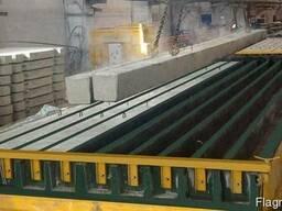 Оборудование для производства бетонных столбов, свай