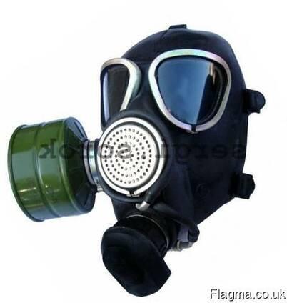 Russian Gas Mask GP-5, GP-7, GP-9, gas mask hose, filter