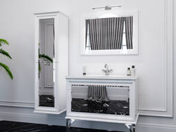 Set of bathroom furniture Amande