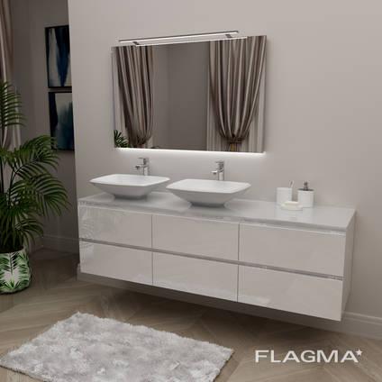 Bathroom furniture Nikolet