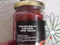 Tomato paste 360 gr