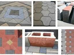 Вибропресс для производства тротуарной плитки R-500 Эконом - фото 8