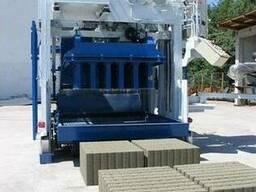 Блок машина Мобильный для производства бордюров, блоков Е12